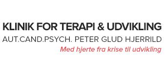 Klinik for terapi og udvikling v. Peter Hjerrild